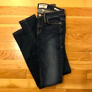 FRAME Skinny Jeans, good condition!